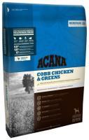 ACANA Heritage Cobb Chicken & Greens 11,4 кг