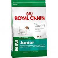 Royal Canin Mini Junior 8 ��