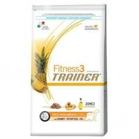 Trainer Fitness3 Adult Medium & Maxi Rabbit Potatoes Oil 12,5 кг