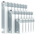 Цены на Rifar Rifar Base Ventil 500/ 12 секц. BVL