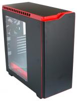 NZXT H440 Black-Red