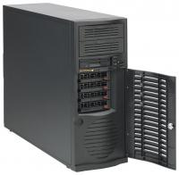 SuperMicro CSE-733T-500B