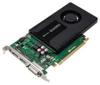 PNY Quadro K2000 2GB GDDR5 (VCQK2000-PB)