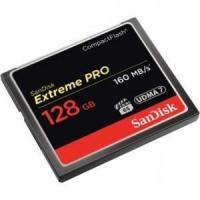 SanDisk 128 GB Extreme Pro CompactFlash SDCFXPS-128G-X46