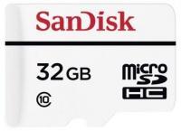 SanDisk 32 GB microSDHC High Endurance Video Monitoring Class 10 + SD adapter SDSDQQ-032G-G46A