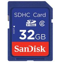 SanDisk SDHC class 4 32Gb (SDSDB-032G-B35)