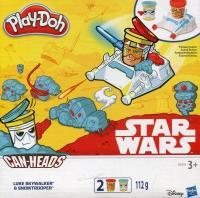 Hasbro Play-Doh Герои Звездные войны (B0595)