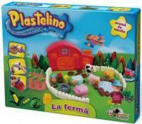 Plastelino Веселая ферма (NOR2670)