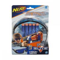 Hasbro Комплект из очков и 5 стрел для бластеров Elite Nerf (A5068)