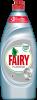 Фото Fairy Жидкость для мытья посуды Platinum Ледяная свежесть 650 мл